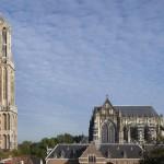 Vergaderen kerk of klooster