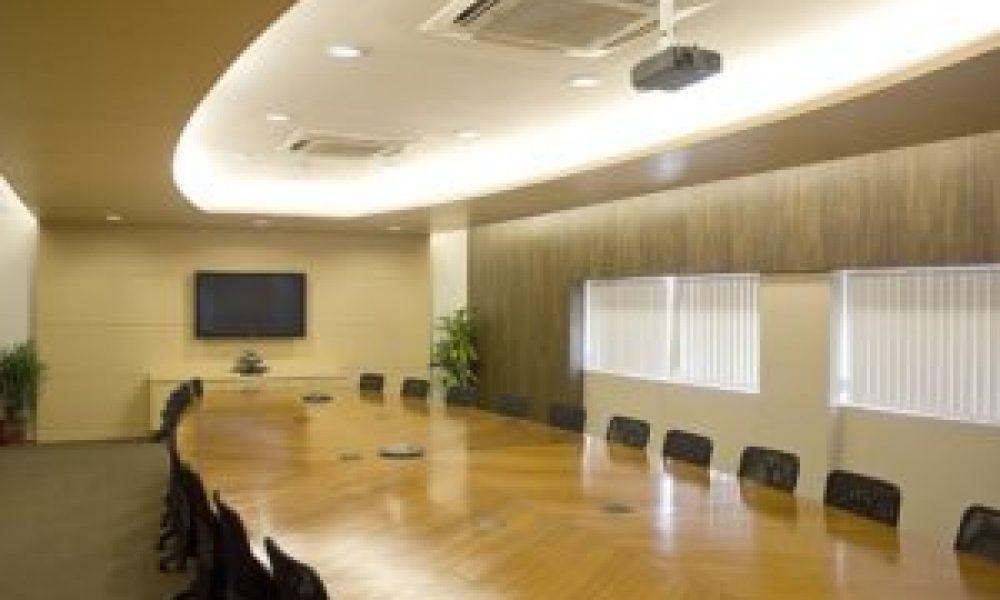 Ideale vergaderruimte