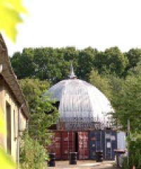 Metaal Kathedraal
